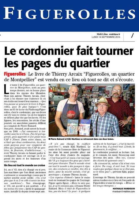 Thierry Arcaix Figuerolles